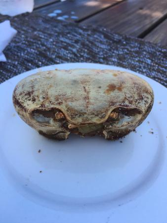 Dor's Crab Shak: Stuffed Crab - Looks Awesome