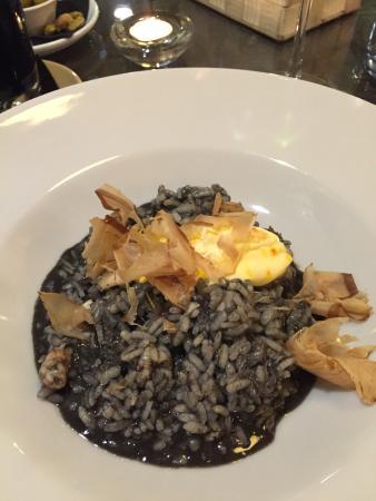 Blackberry Mojito - ein Muss!; Thunfischtartar - eine hervorragende Kombination; Schwarzer Reis