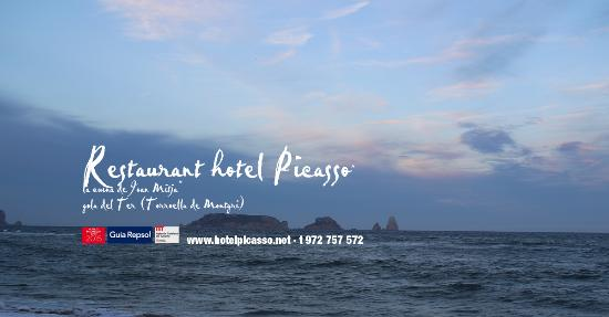 Restaurant Hotel Picasso: Illes Medes