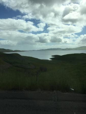 San Luis Reservoir State Recreation Area: Truly a most beautiful and inspiring area. Just drive on CA-152 E and you get a treat
