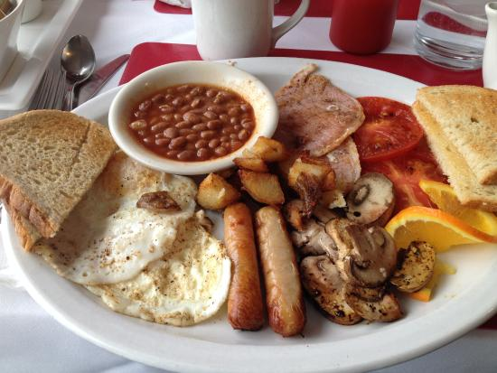 R&L Bistro: THIS is a great breakfast.