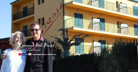 Restaurant Hotel Picasso: Hotel Picasso