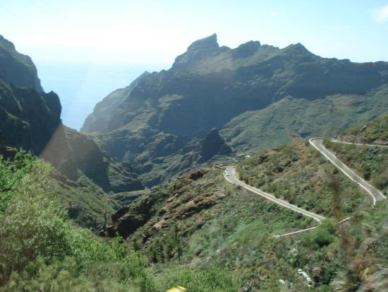 Widok na ocean z Masca - Picture of Masca Valley, Tenerife - TripAdvisor