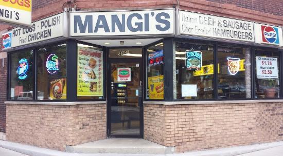 Mangis Fast Foods