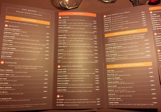 Un Indien Dans La Ville Restaurant Reims