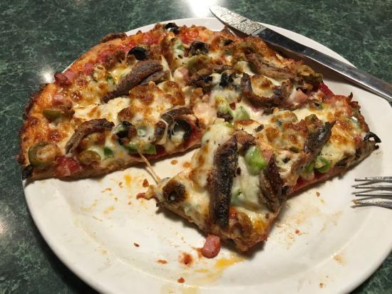 Chet & Matt's Pizza: Pizza