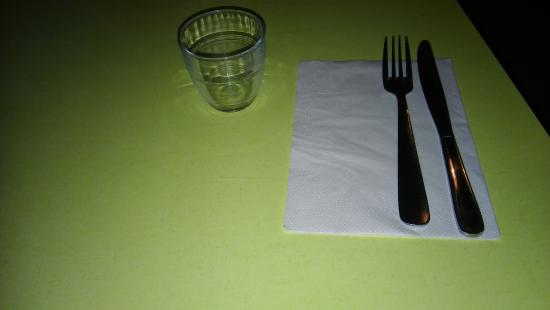 Table En Formica Picture Of Le Comptoir General Paris Tripadvisor