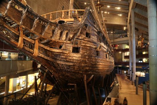 Picture of vasa museum stockholm tripadvisor for Vasa ship