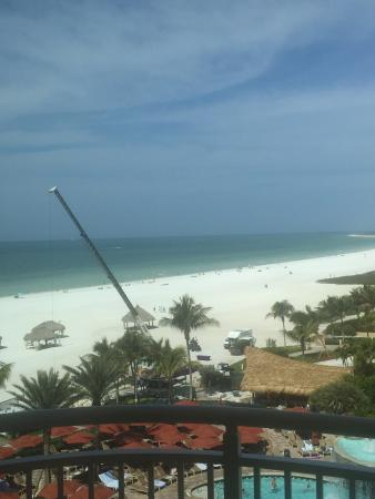 construction everywhere you look picture of jw marriott marco rh tripadvisor com