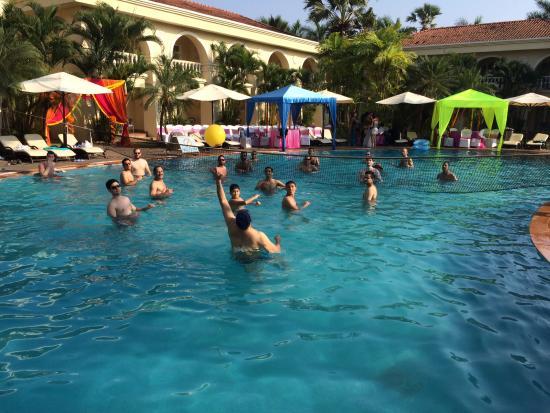 the zuri white sands, goa resort & casino