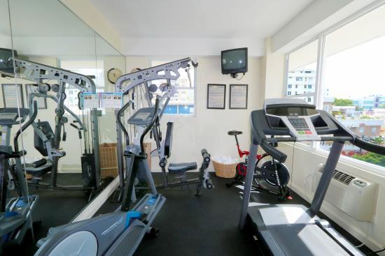 Hotel Miramar: Fitness Room
