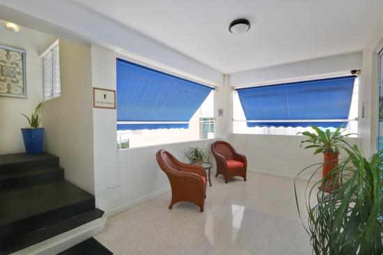 Hotel Miramar: Lobby