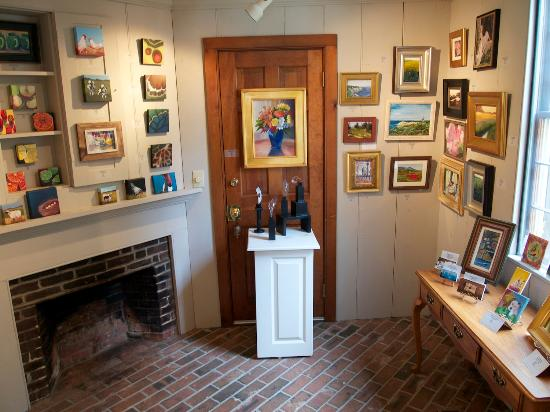Maple & Main Gallery of Fine Art: Small Works Gallery (Upper Level)