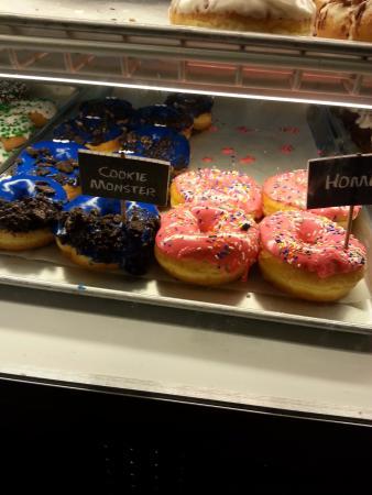 homer simpson picture of hurts donut coralville tripadvisor rh tripadvisor com