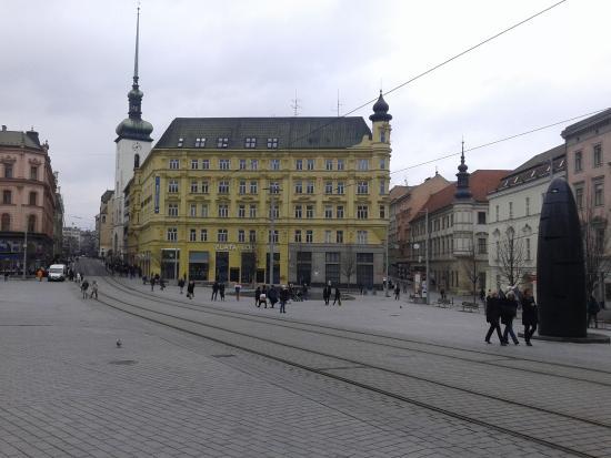 Brno, Repubblica Ceca: center