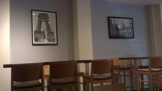 Brook's cafe : Déco