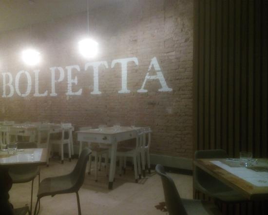 Simpatico Arredamento Del Locale Picture Of Bolpetta Bologna
