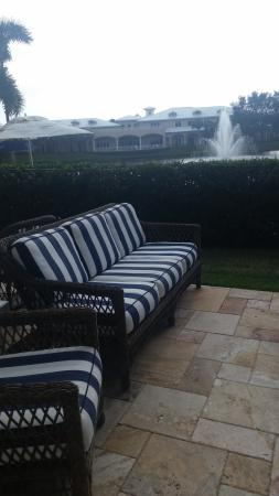 outdoor area with direct room access picture of inn at pelican bay rh tripadvisor com