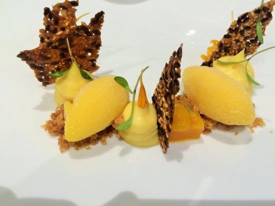 Dessert picture of la table du 11 versailles tripadvisor - La table a dessert ...
