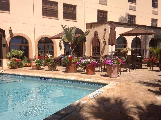 Sebring, FL: Pool view