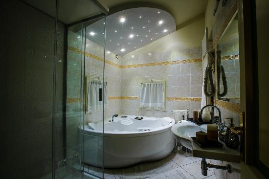 Villa Nuba Charming Apartments Bonfigli Luxury Apartment The Private Spa Steam Bath