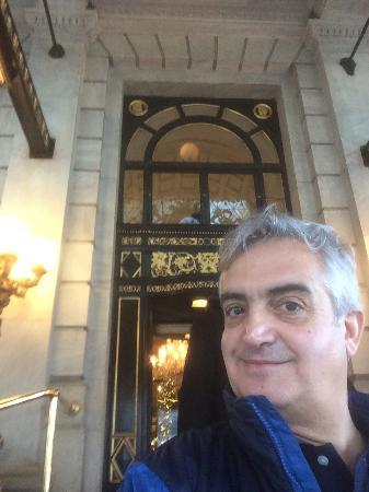 Hotel Plaza Athenee New York: Volveré