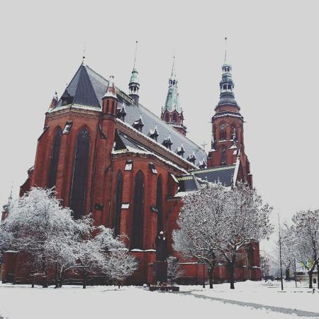 Katedra Legnicka Swietych Apostołow Piotra i Pawła