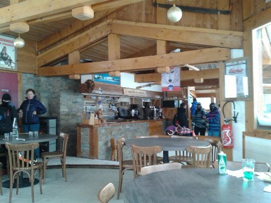 Restaurant d 39 altitude picture of l 39 arole termignon tripadvisor - Restaurant d altitude chamrousse ...