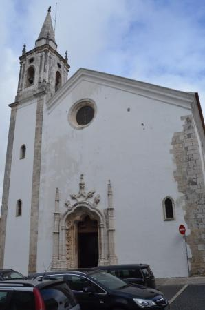 Church of Santa Maria de Marvila
