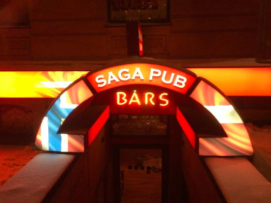 Saga Pub Riga