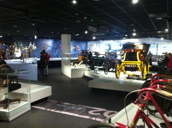 Coventry, UK: Exhibits