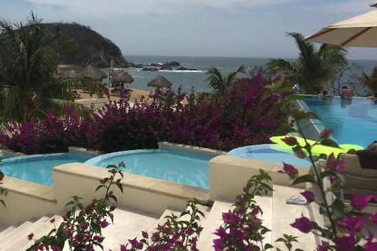 Secrets Huatulco Resort U0026 Spa: So Many Incredible Pools!