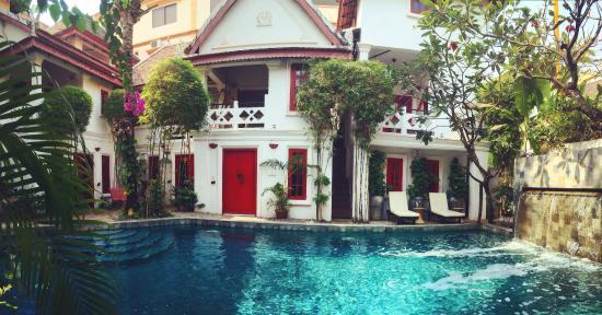 Rambutan Hotel Siem Reap Picture Of