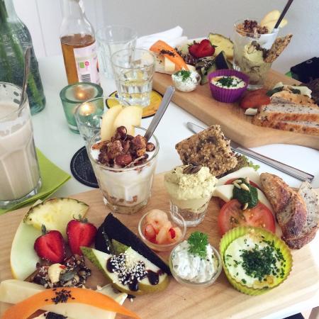 Helt klart byens bedste brunch! - Picture of Cafe Mairs, Fredericia ...