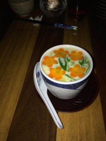 Berkshires Shirakaba Guest House: Chawanmushi soup