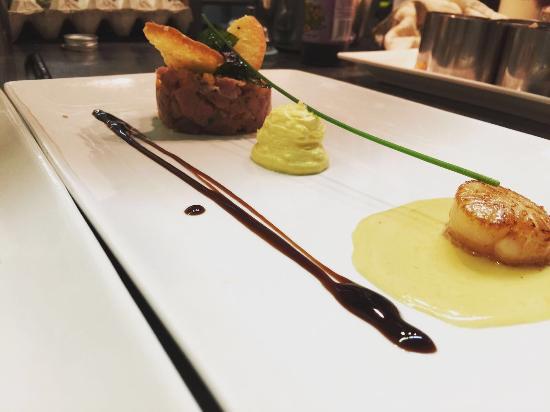 Salade caesar photo de restaurant da vinci haguenau - Direct cuisine haguenau ...