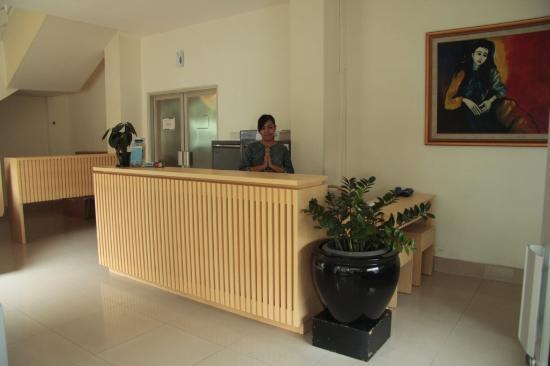 Griya Sintesa Hotel: Reception