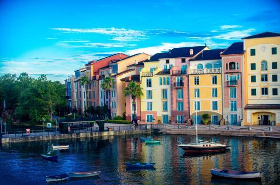 picture of loews portofino bay hotel at