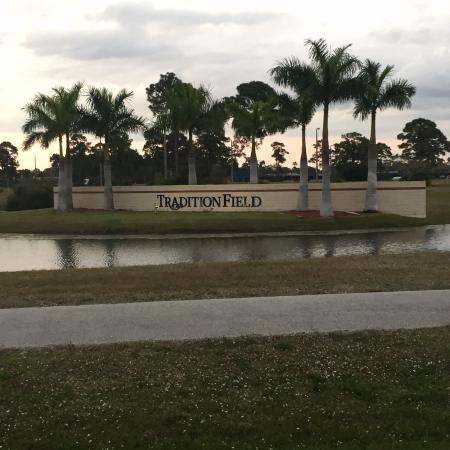 Port Saint Lucie, FL: Mets spring training stadium
