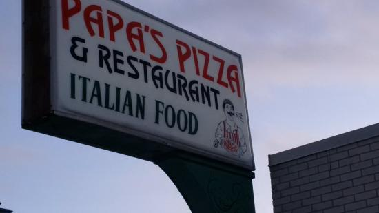 ‪Papa's Pizza & Restaurant‬