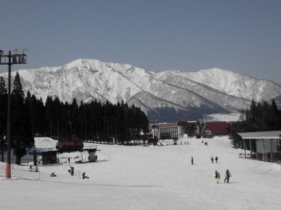Onikobe Ski Resort