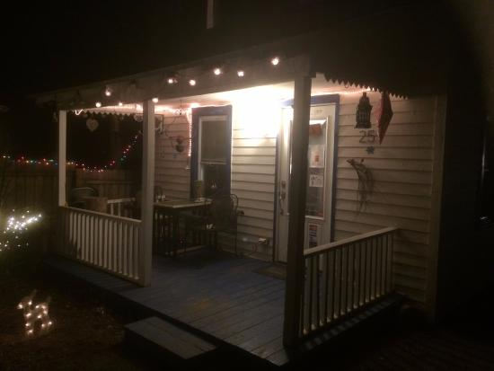 Parksville, NY: front porch