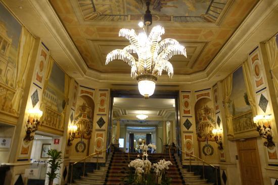 Interior - The Westin Palace Madrid Photo