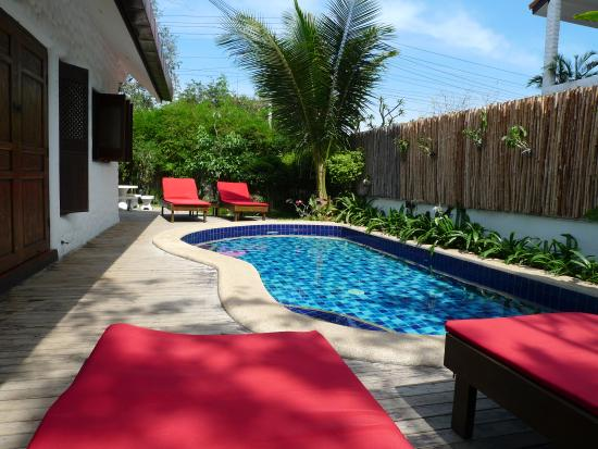 Baan Talay Chine: Private Pools