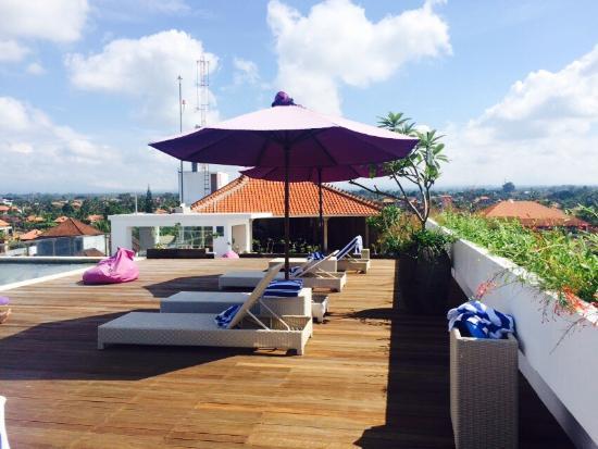 pool area picture of the evitel resort ubud ubud tripadvisor rh tripadvisor com