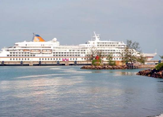 Cruise Ship  Picture Of Treasure Sihanoukville Travel And