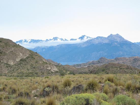 Чили-Чико, Чили: Camino a Laguna Verde