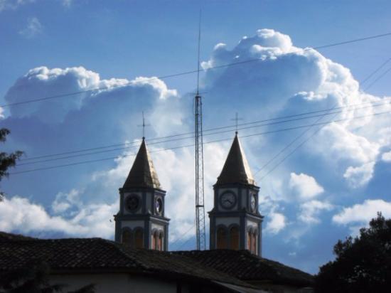 Salamina, Colombia: Iglesia de San Félix