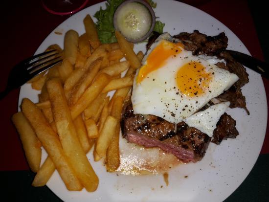 Joplins Pub and Steak Grill: Ribeye Steak