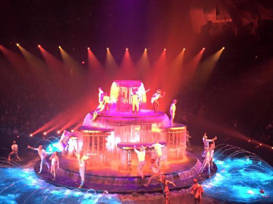 Show Le Reve The Dream - Picture of Le Reve - The Dream, Las Vegas ...